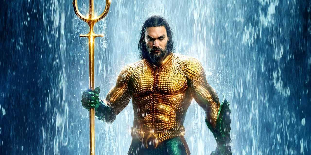 Aquaman - Conheça a história do Filme Aquaman